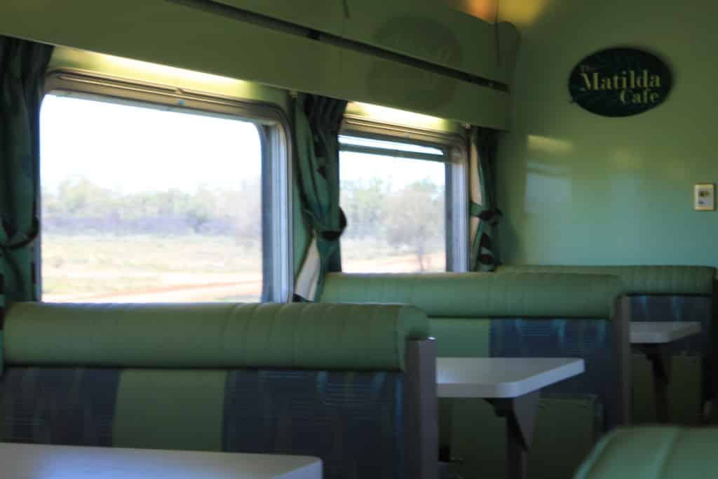 Reviews of the Ghan