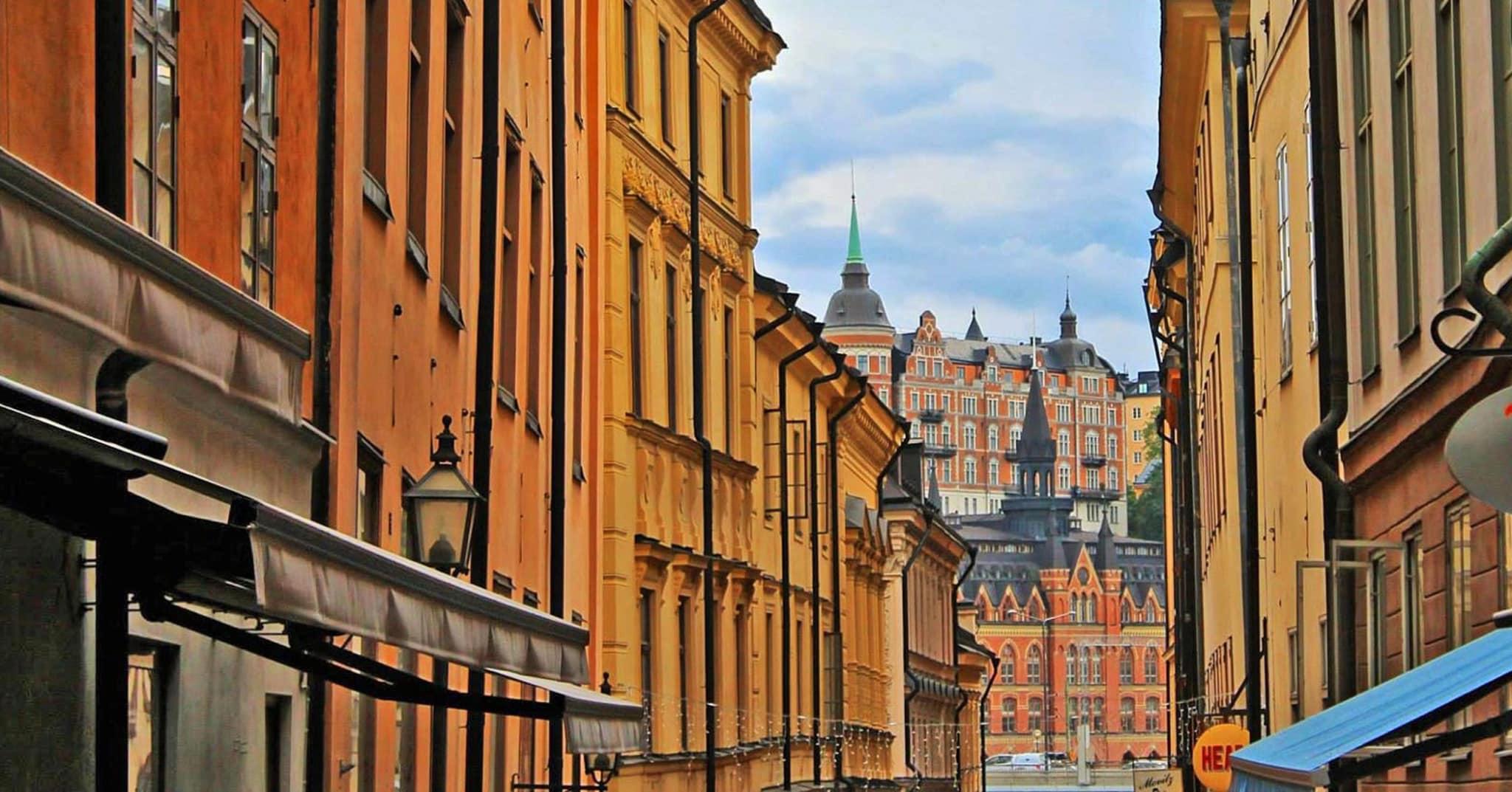 Stockholm Summer Photography
