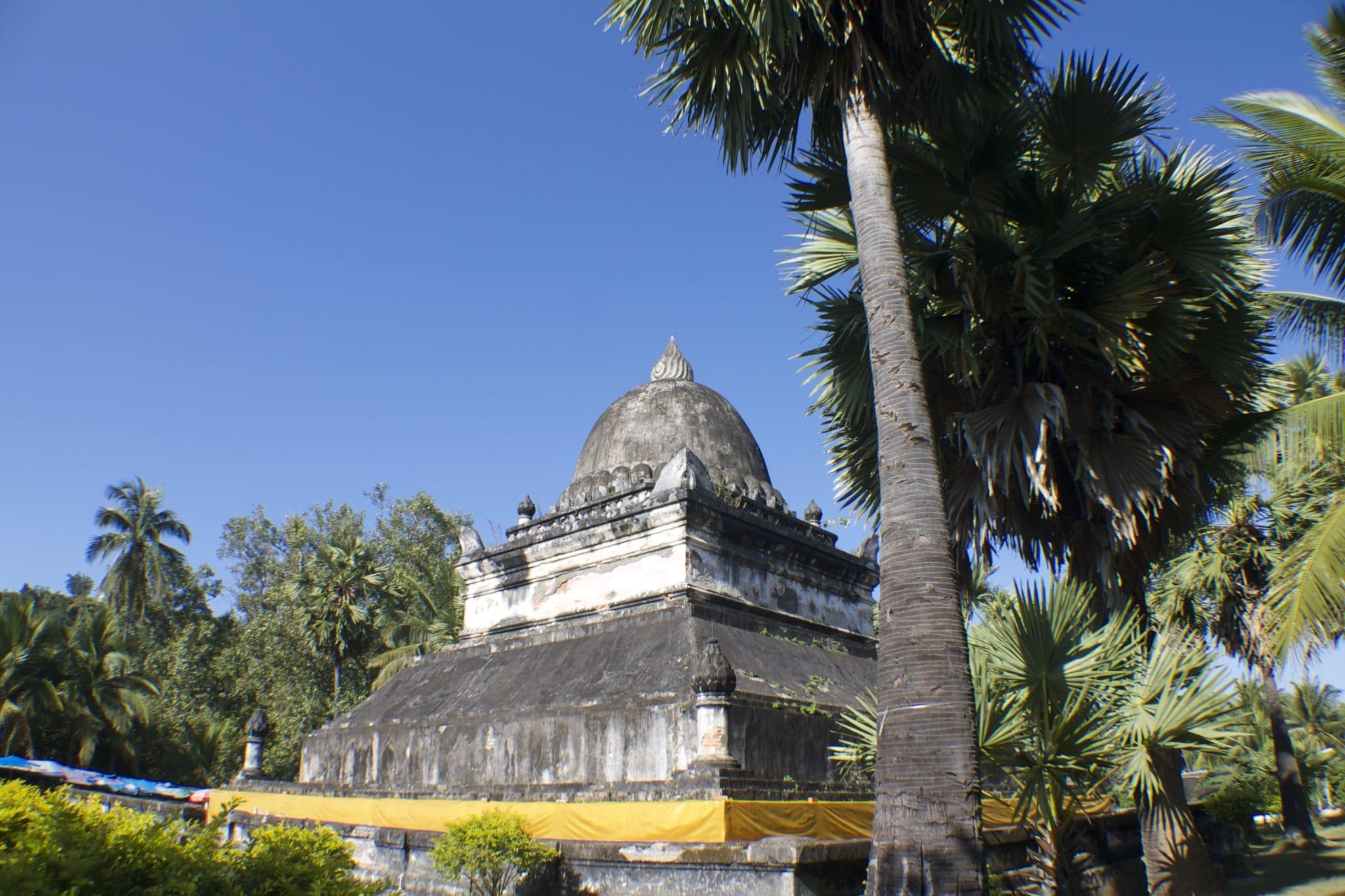 Laos Temples Luang Prabang