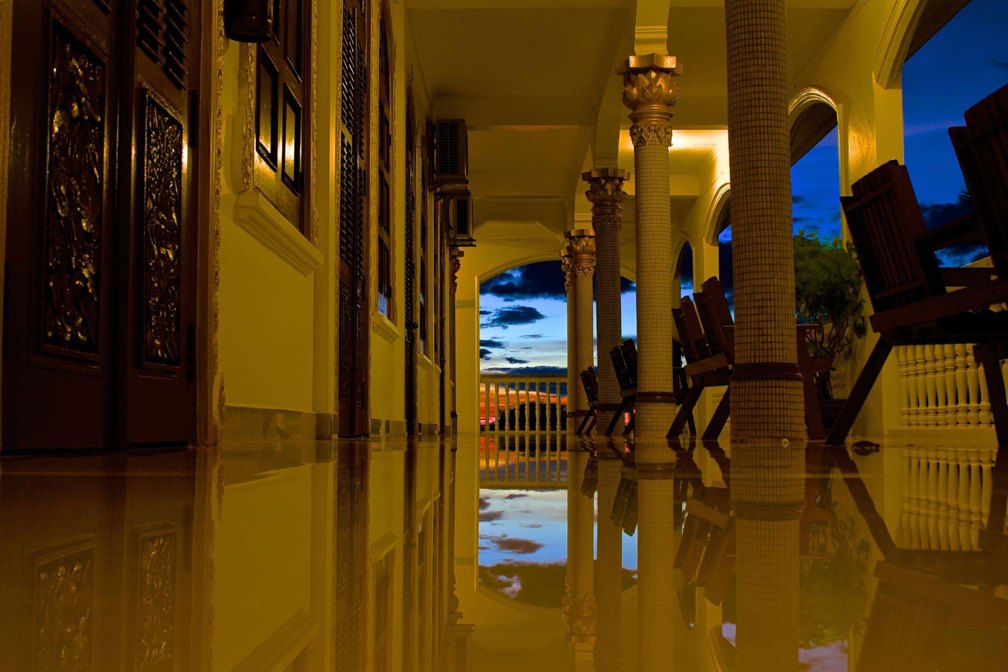Pakse Hotel Laos