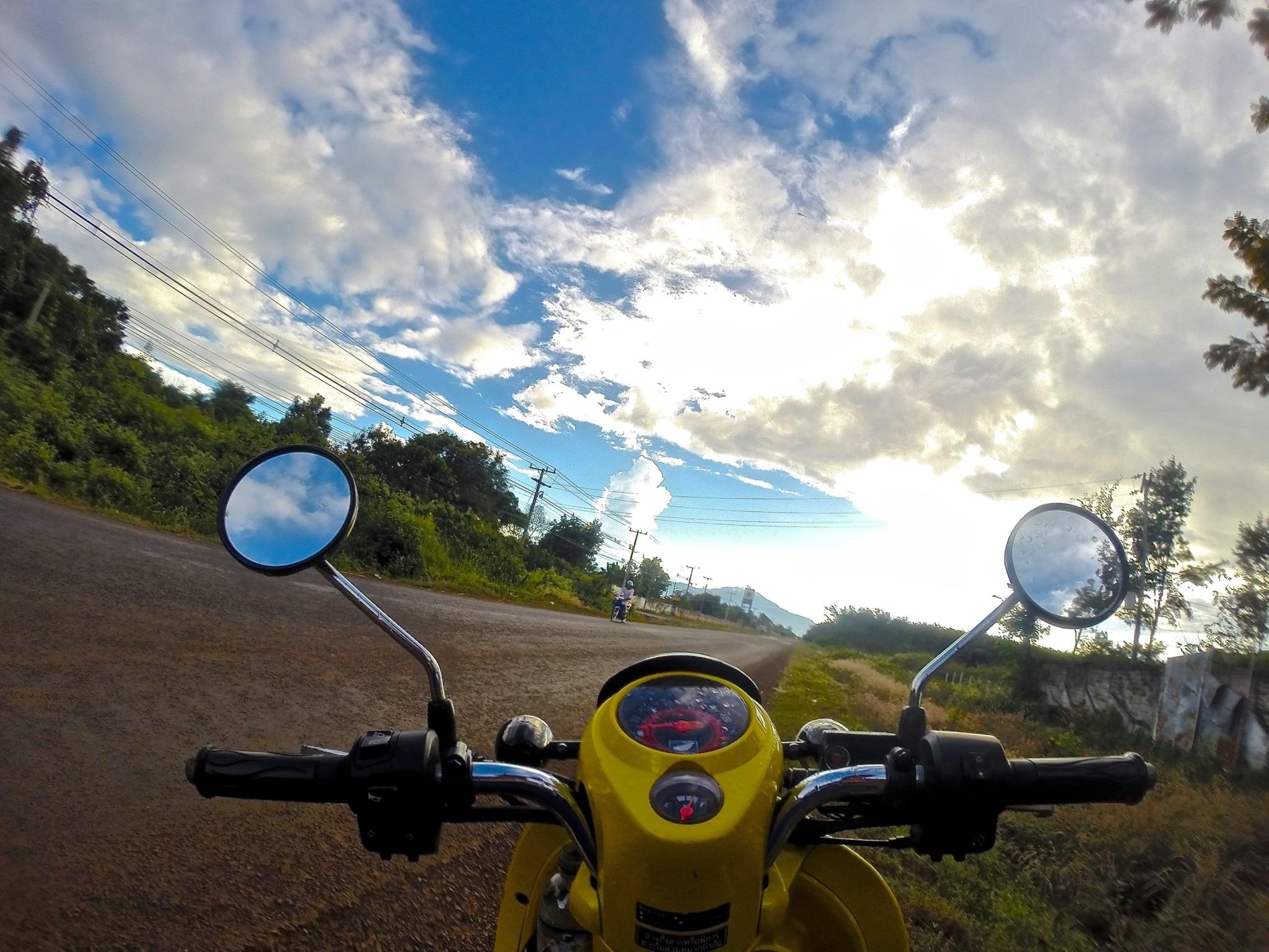 Bolaven Plateau Laos Bike