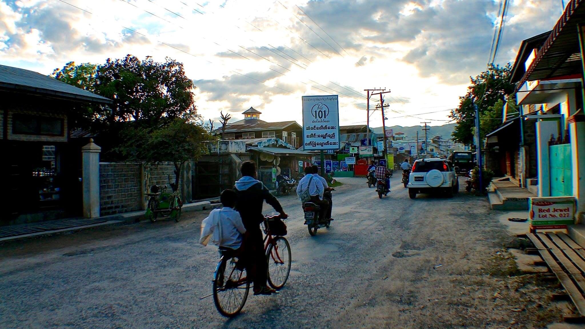 Inlay Burma