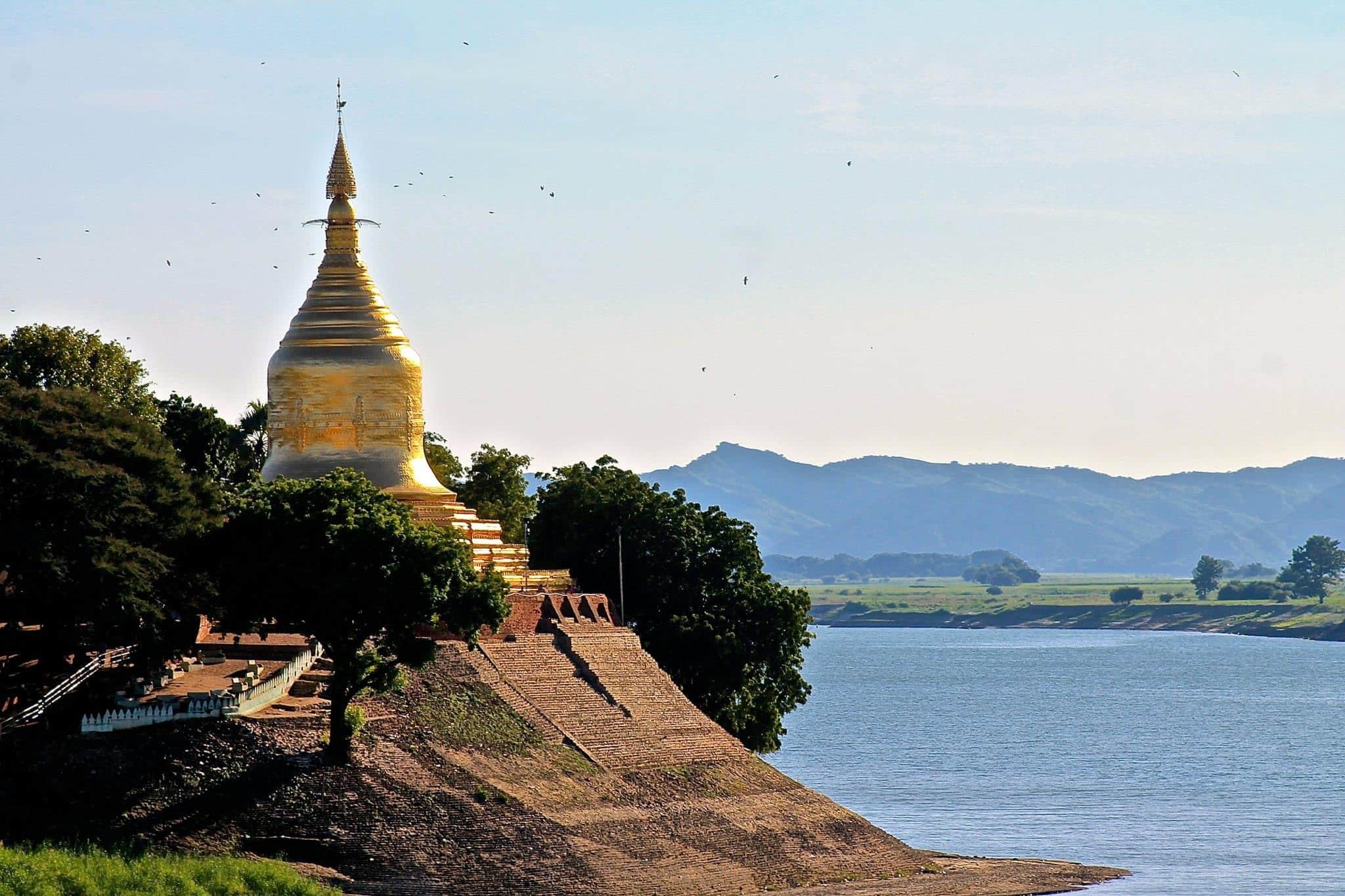 Burma Bagan Travel