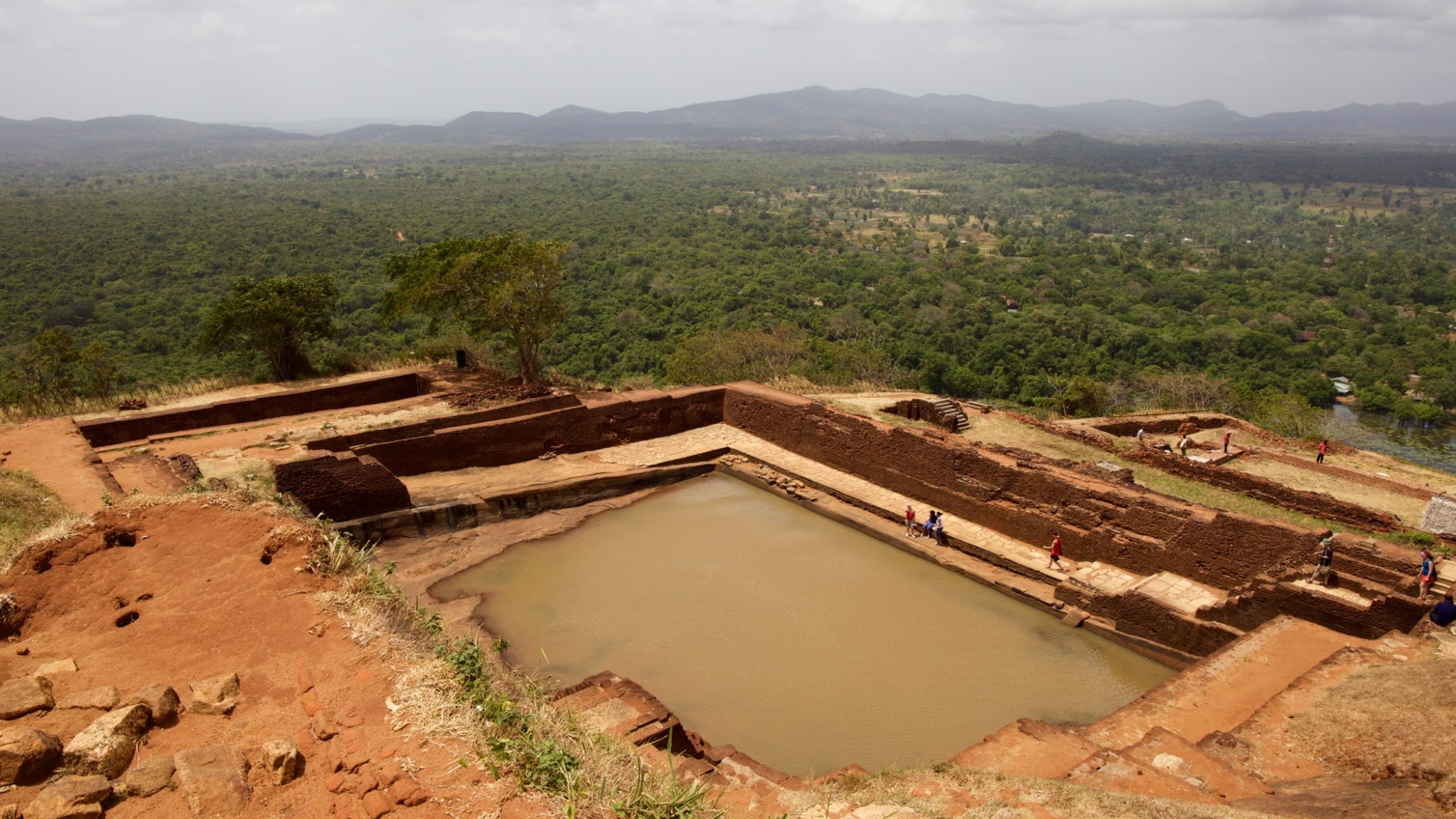 two days in sigiriya