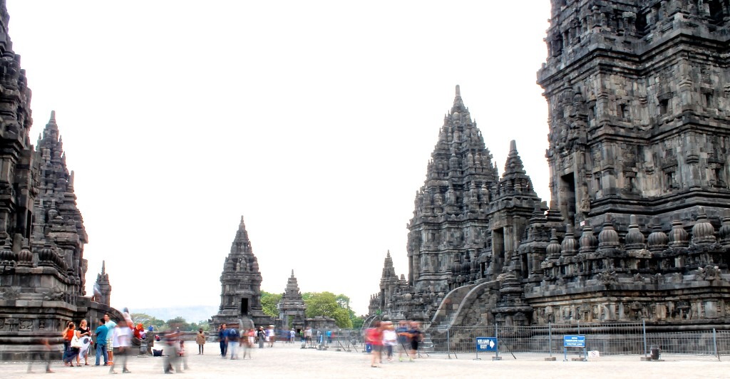 Temples of Java Indonesia