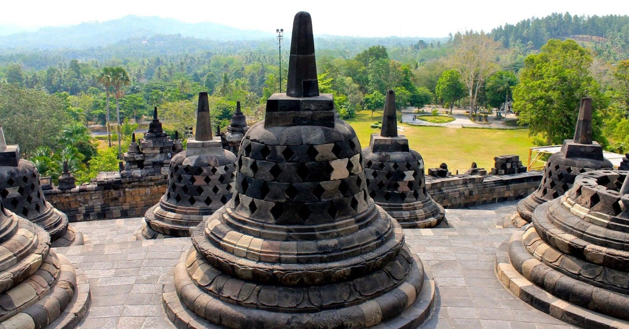 Temples of Yogyakarta
