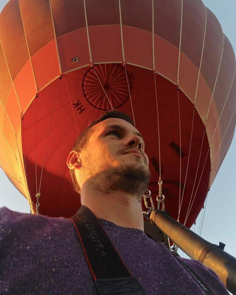 Ballon Bagan SMLme