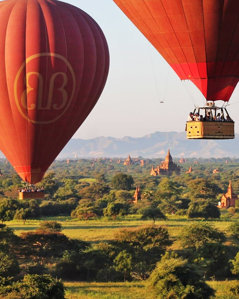 Balloons Over Bagan Review