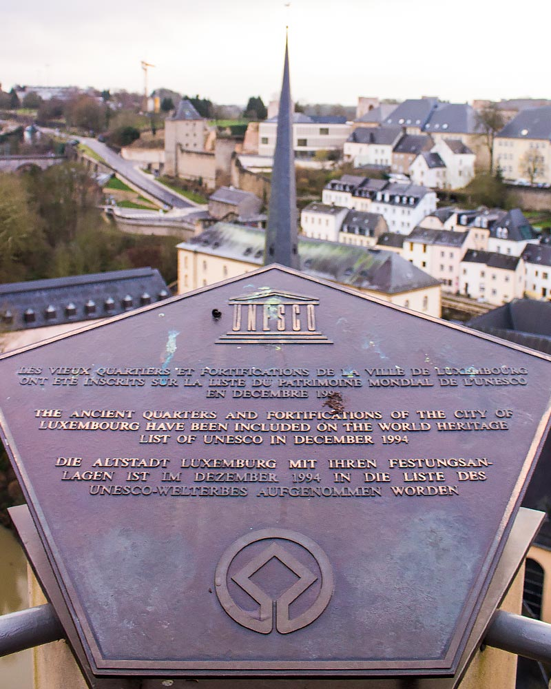 Luxembourg UNESCO