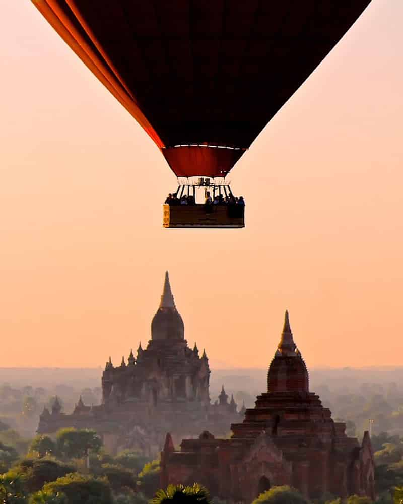 Breathtaking Places Bagan