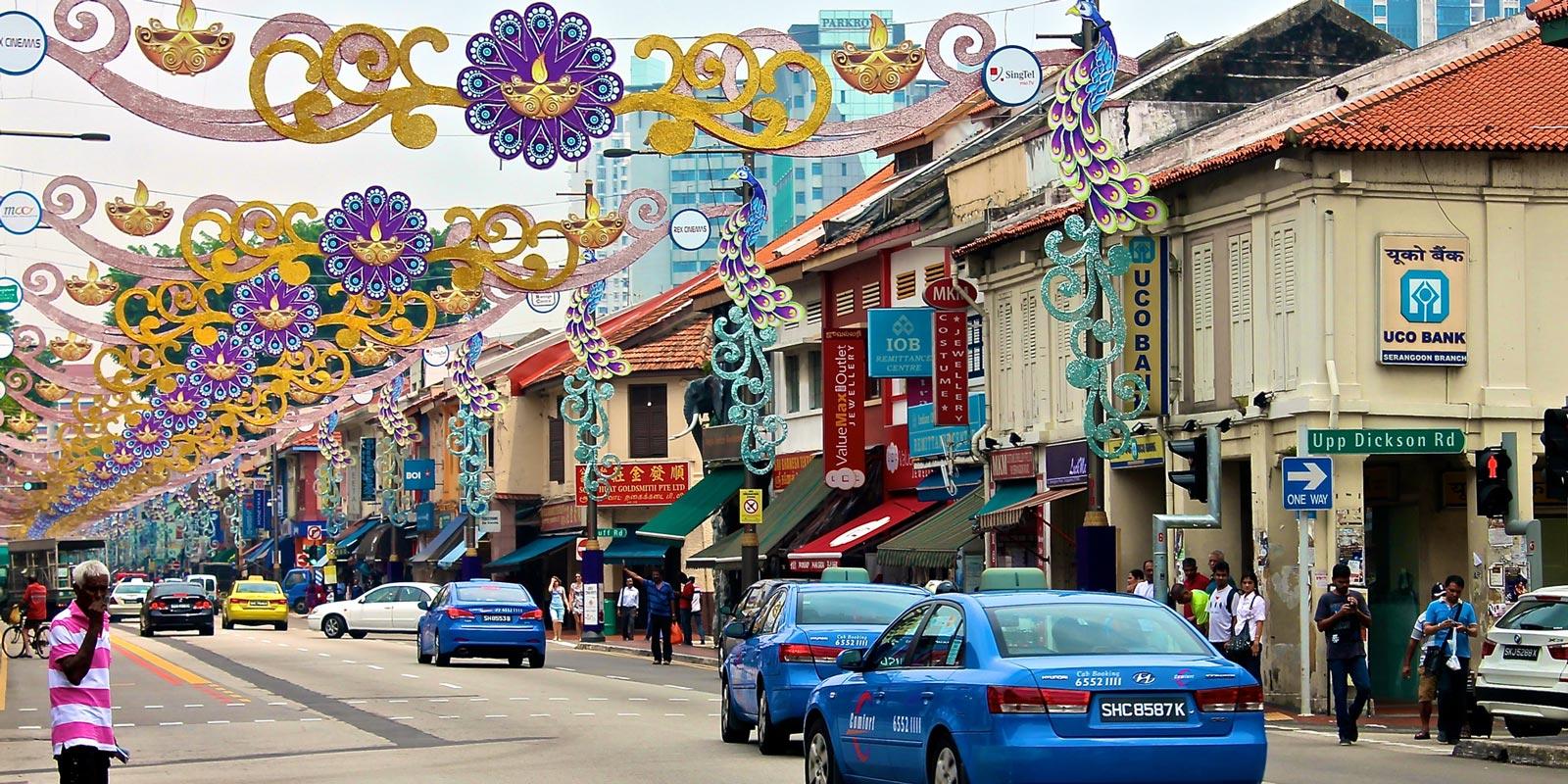 SingaporeLilIndia