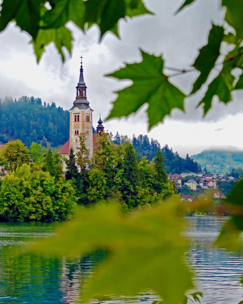 reaons to visit Lake Bled