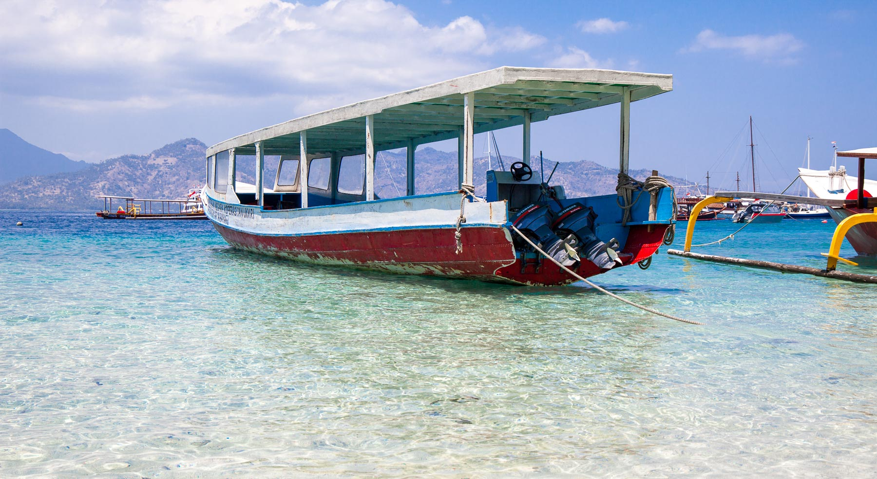 Gili Air Boat