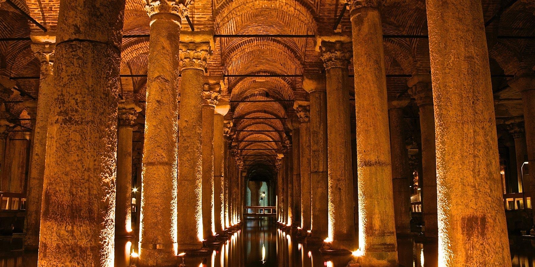 Istanbul Water Underground
