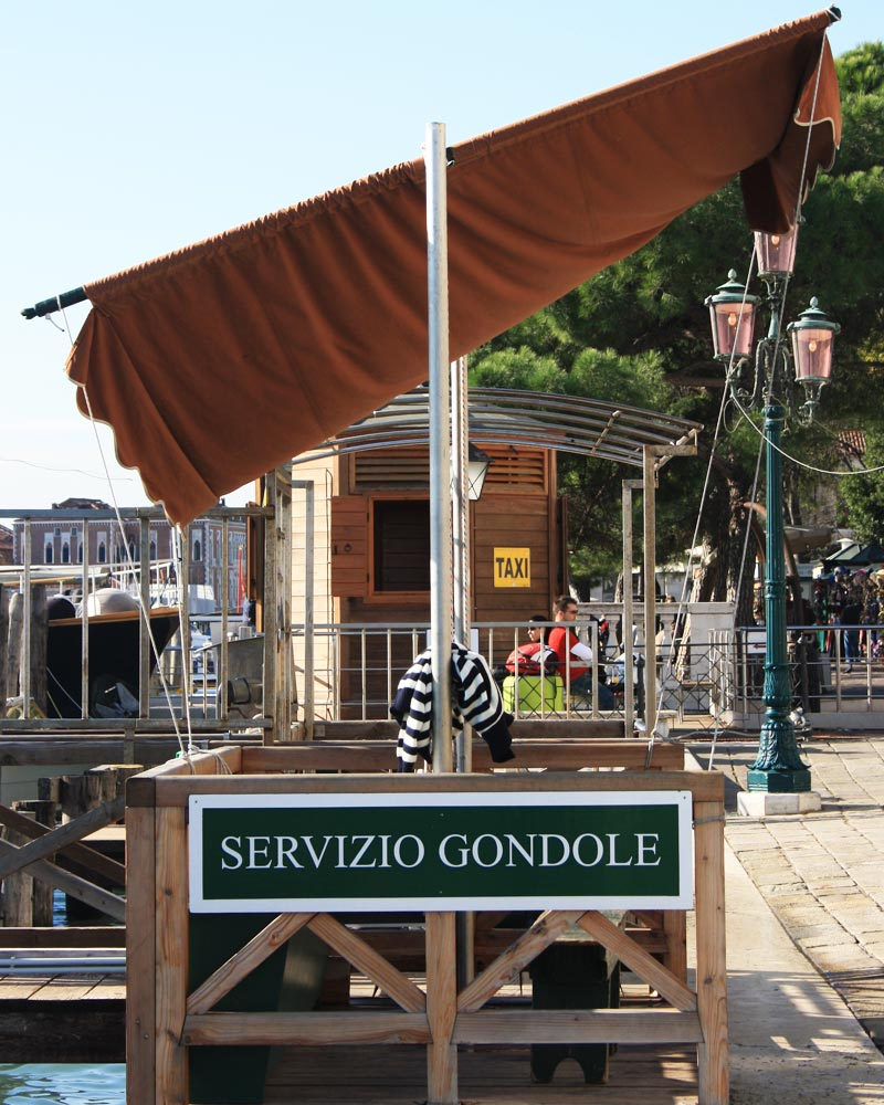 Italy Venice Gondola Ride