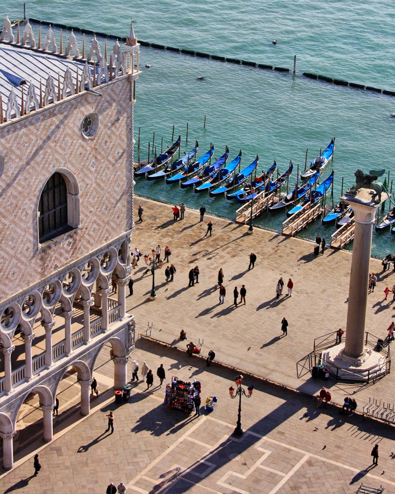 Italy Venice Lookdown