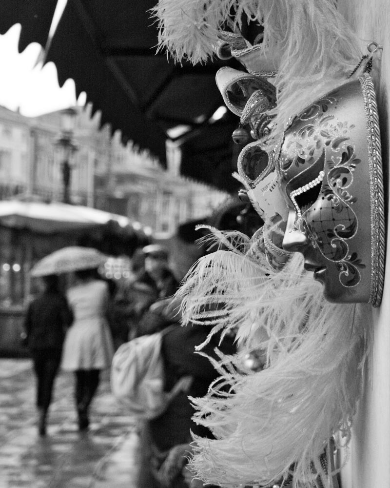 Italy VeniceMask