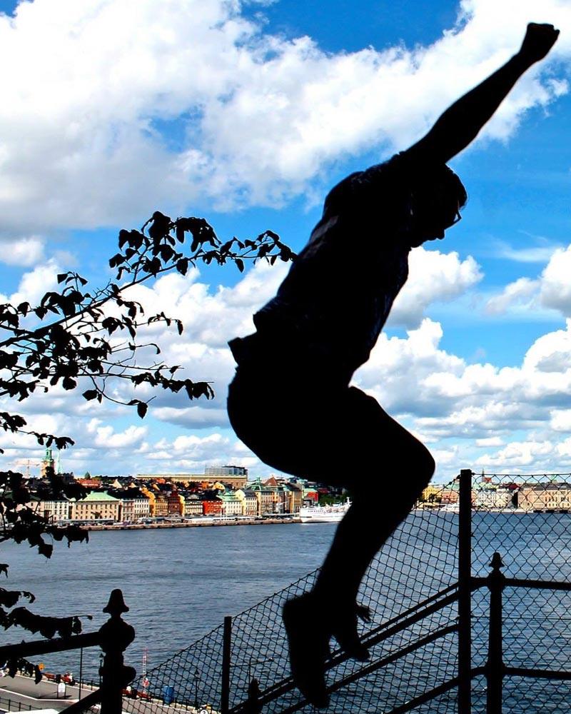 Stockholm Jump
