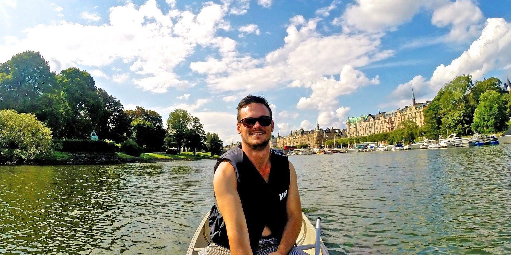Stockholm Kayak