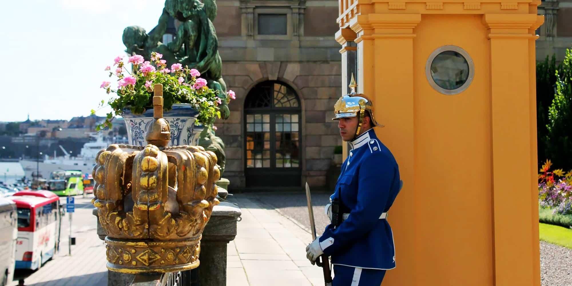 StockholmPalaceGuard