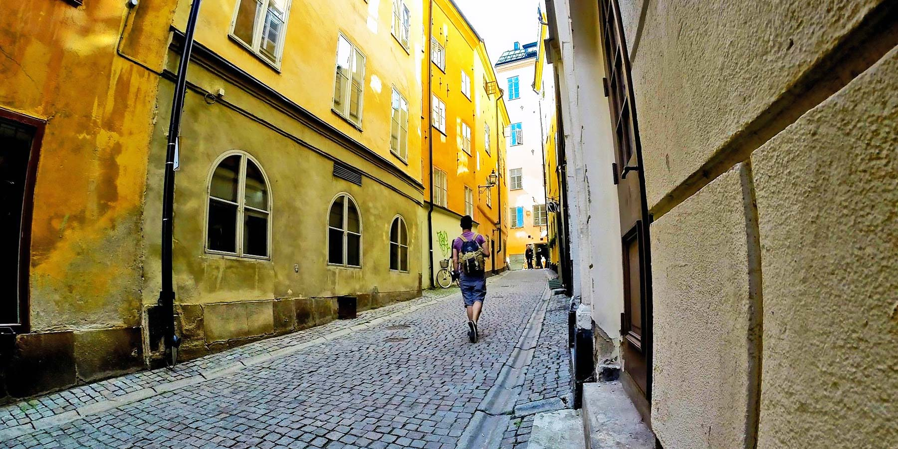 Stockholm Side Streets
