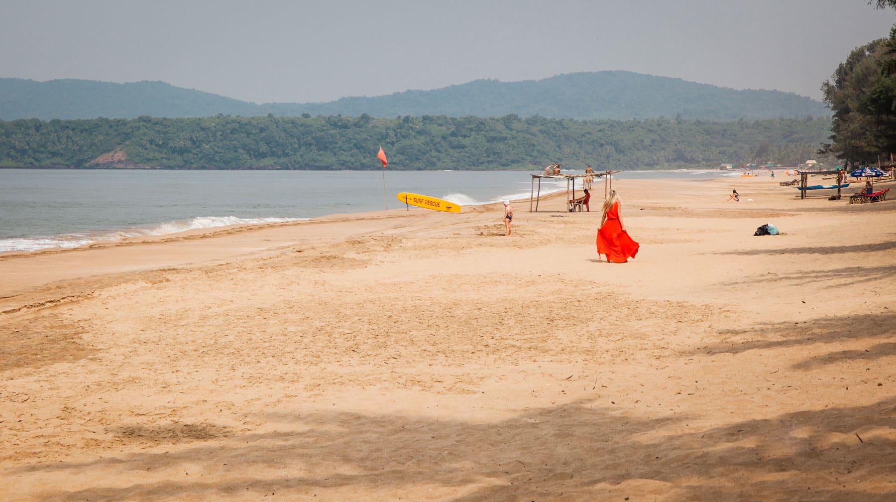 Agonda Beach Yoga