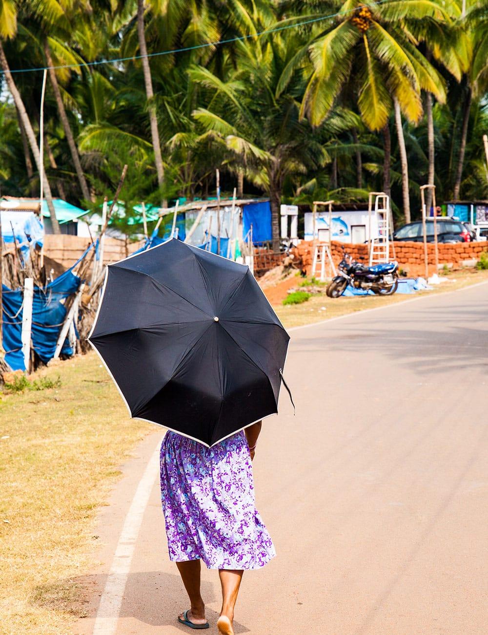 Agonda Lady Goa India