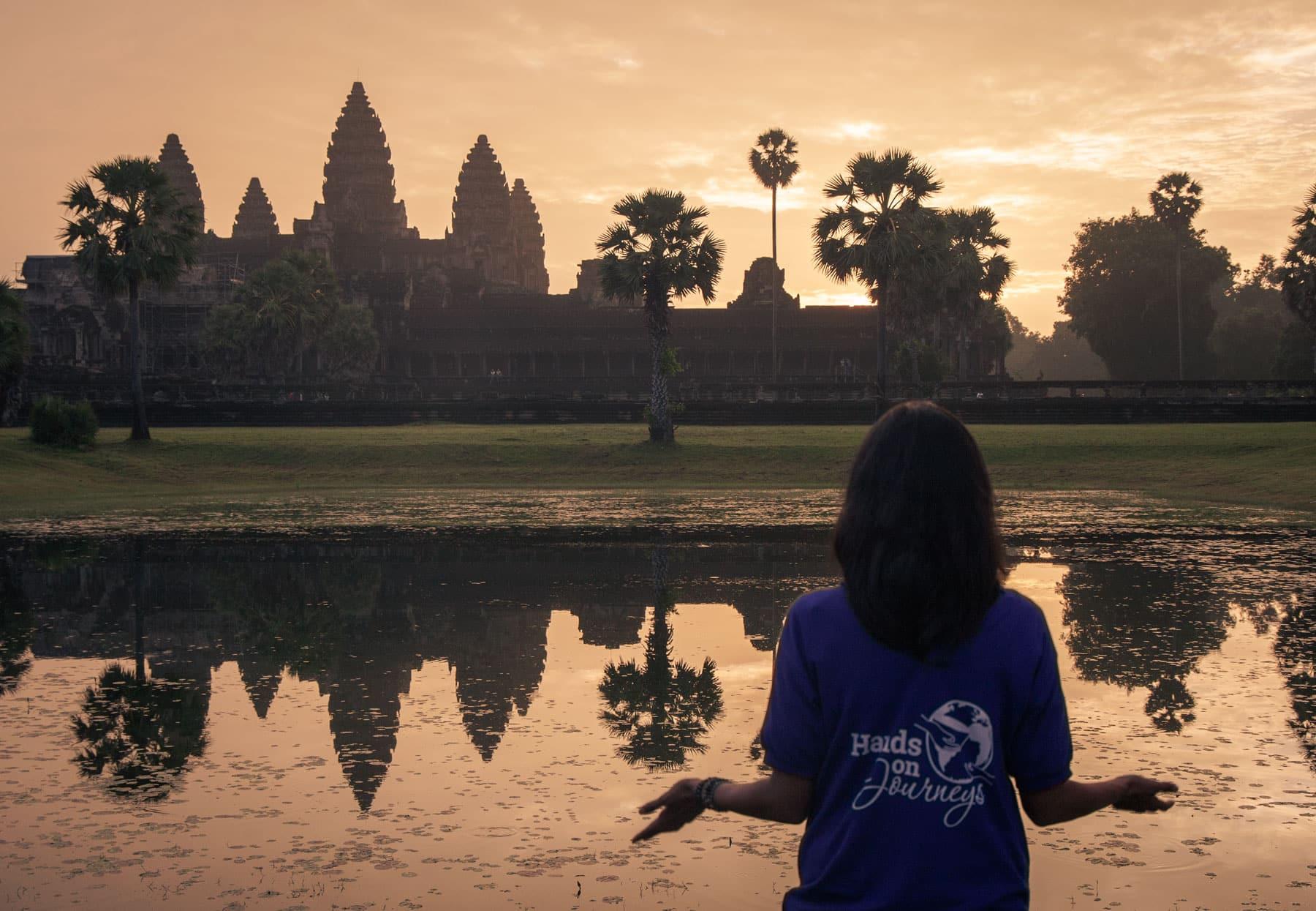 Hands On Journeys Angkor Wat