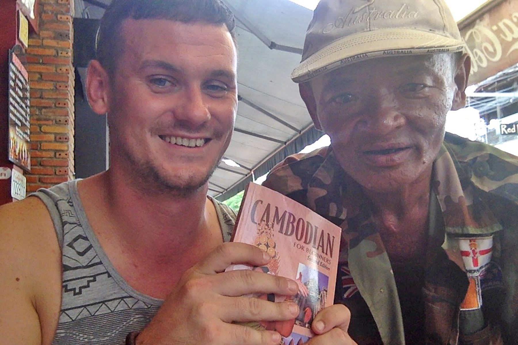 Meet Douk in Cambodia