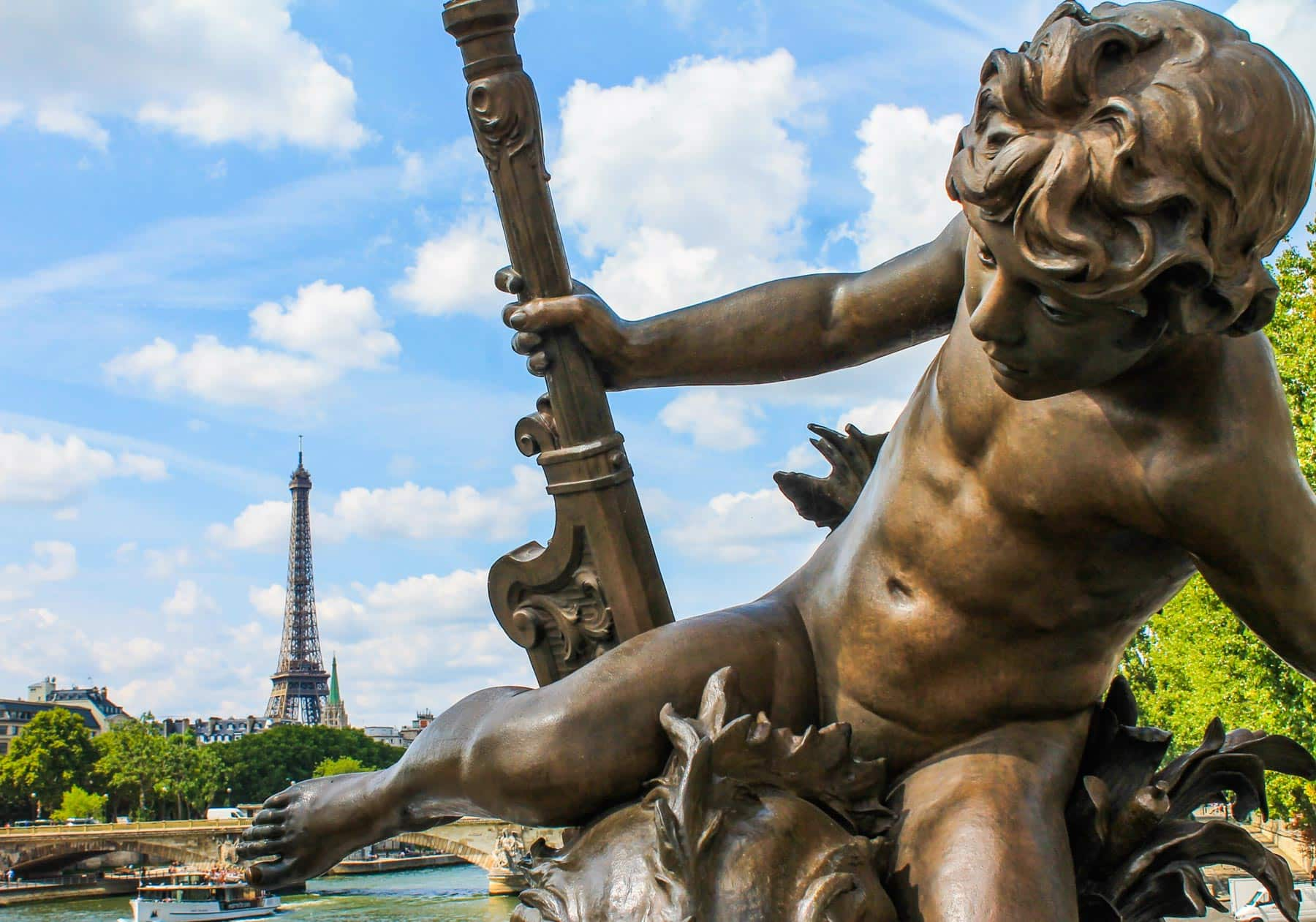 Paris in a day tour