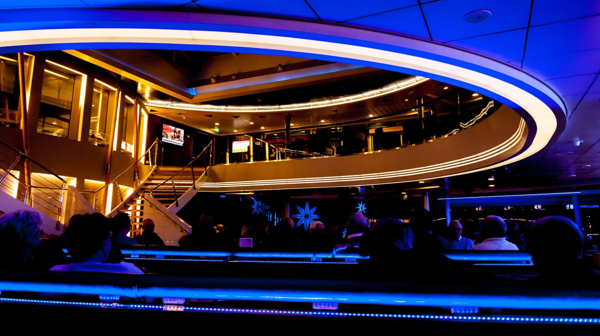 Brittany Ferries Bar