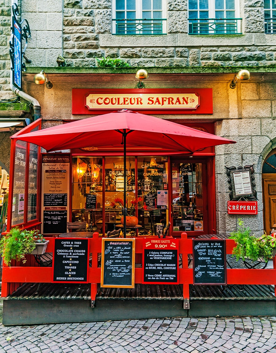 St Malo Coffee Shop