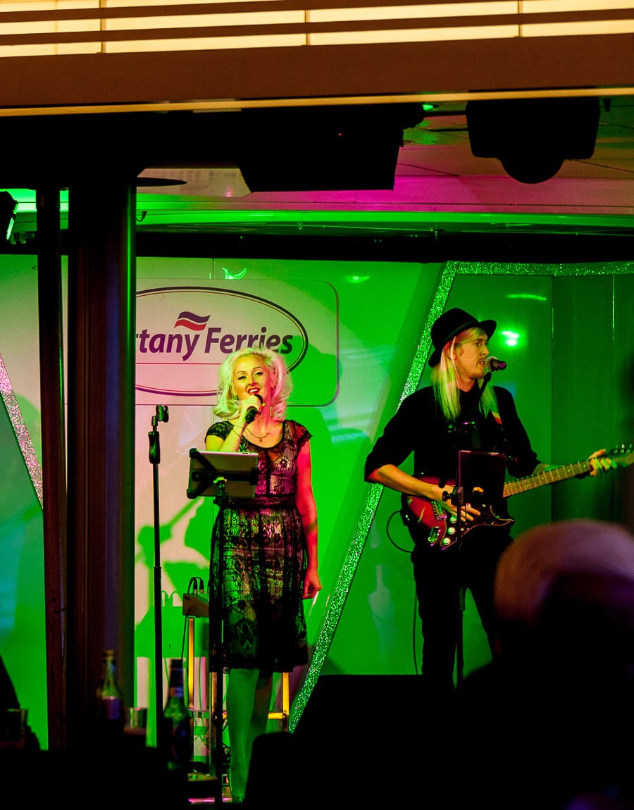 Brittany Ferries Entertainment