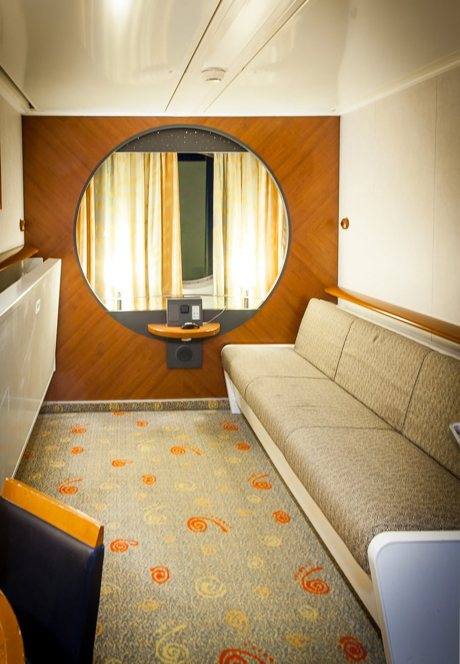 Pont Aven Cabin Brittany Ferries