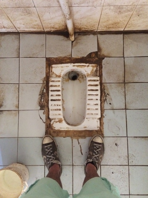 Asia Toilets