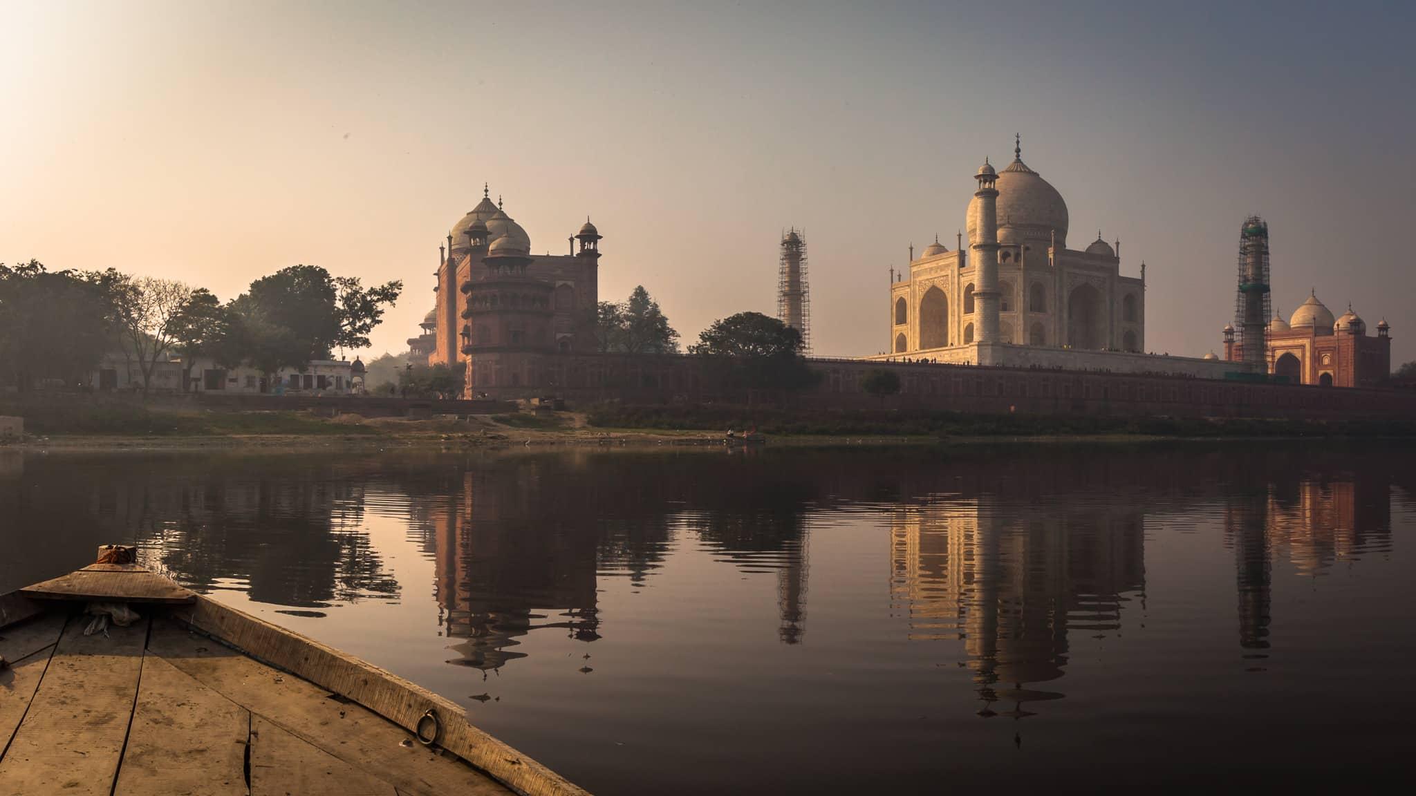 Tah Mahal Photography Tips
