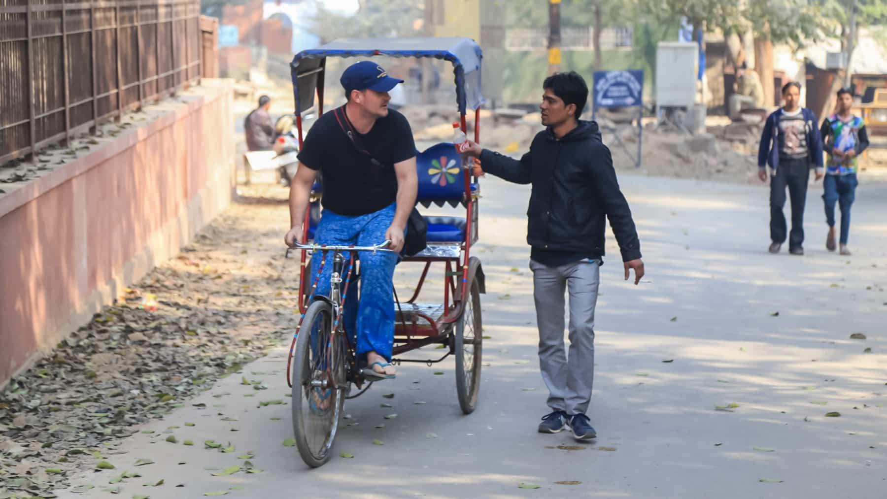 Me Rickshaw