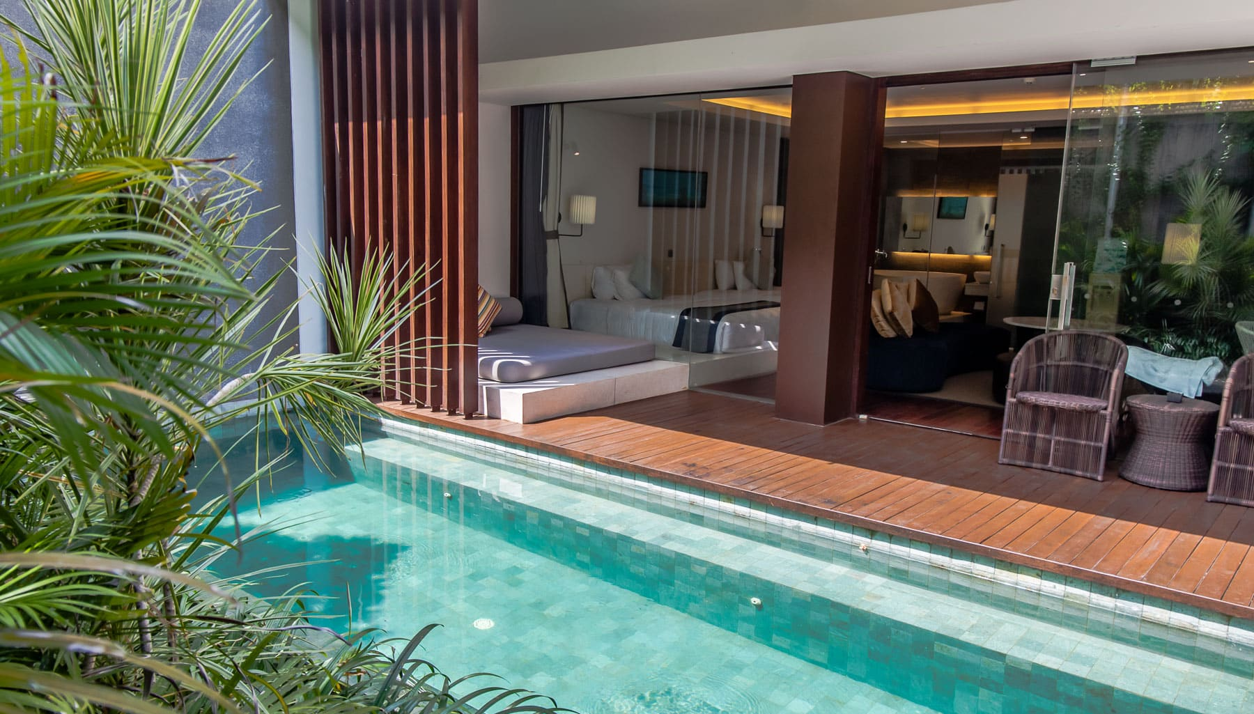 The watermark hotel spa in jimbaran review for Bali accommodation recommendations