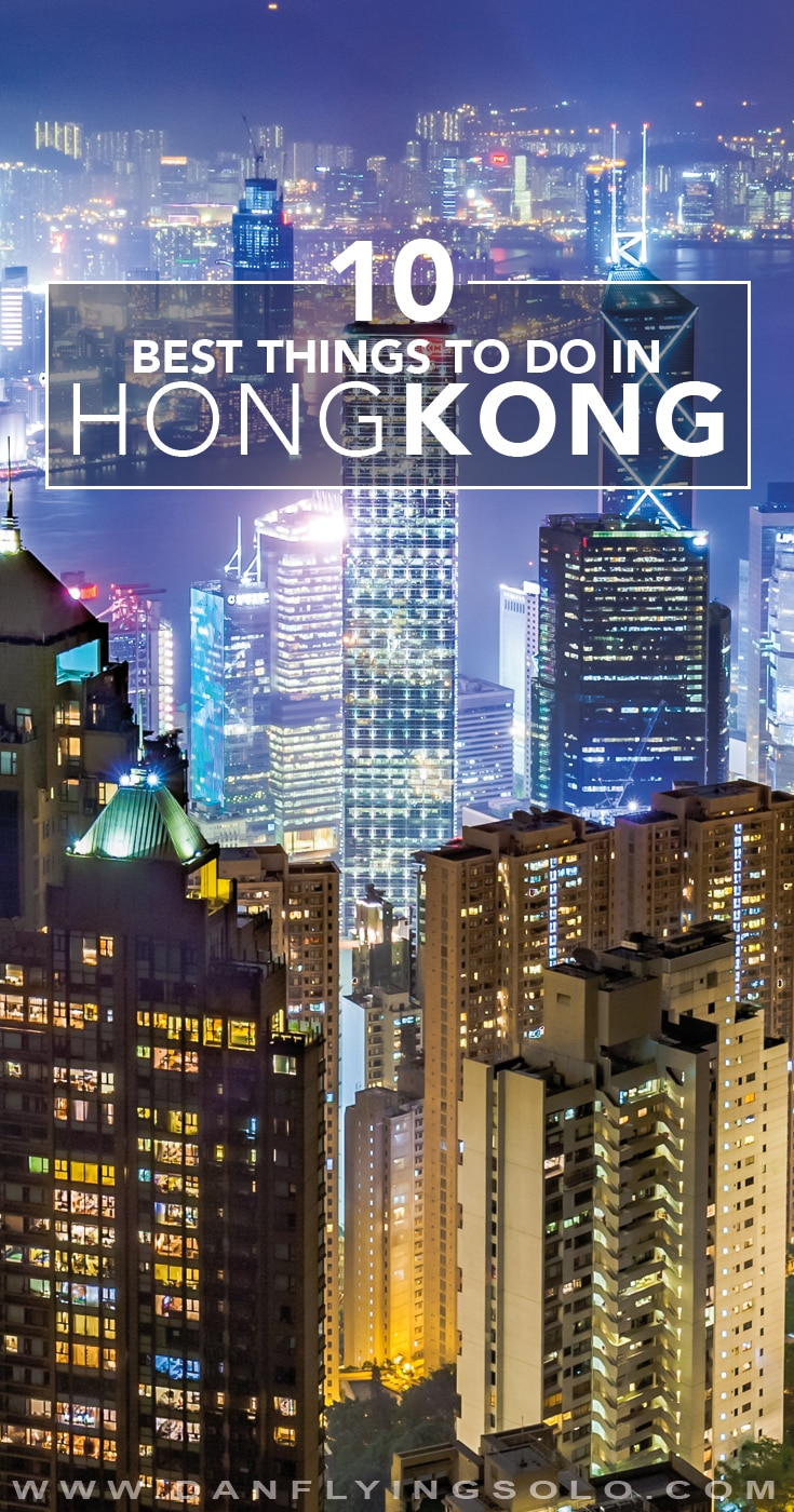 Best things to do in Hong to enjoy Luxury For Less...