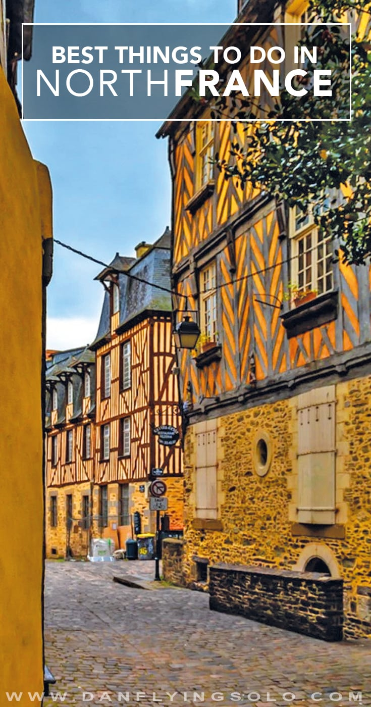 A weekend guide to Northern France