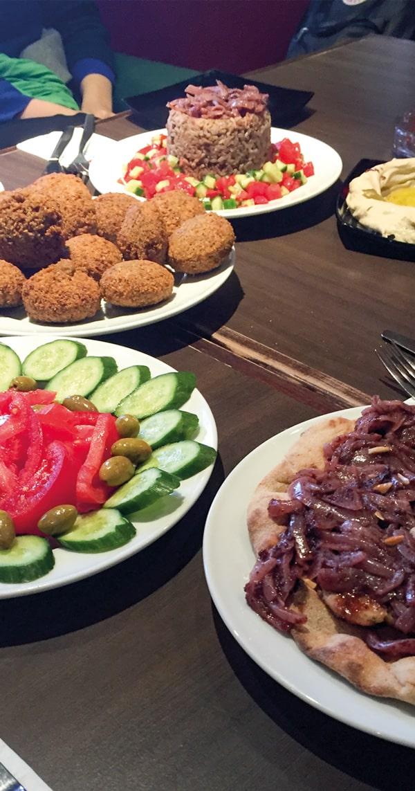 Food in Palestine