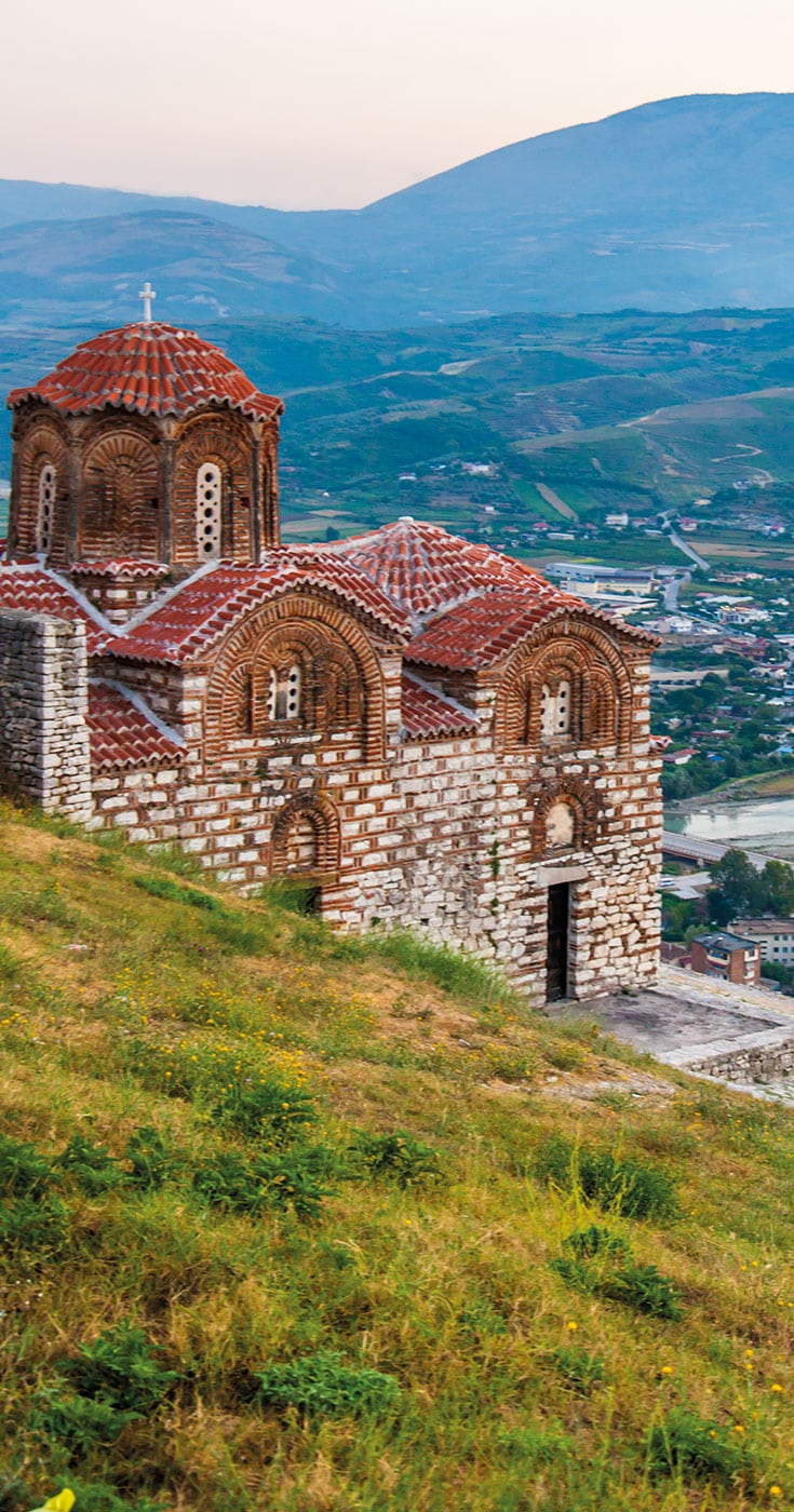 Berat Albania Travel Guide Albania Road Trip Itinerary