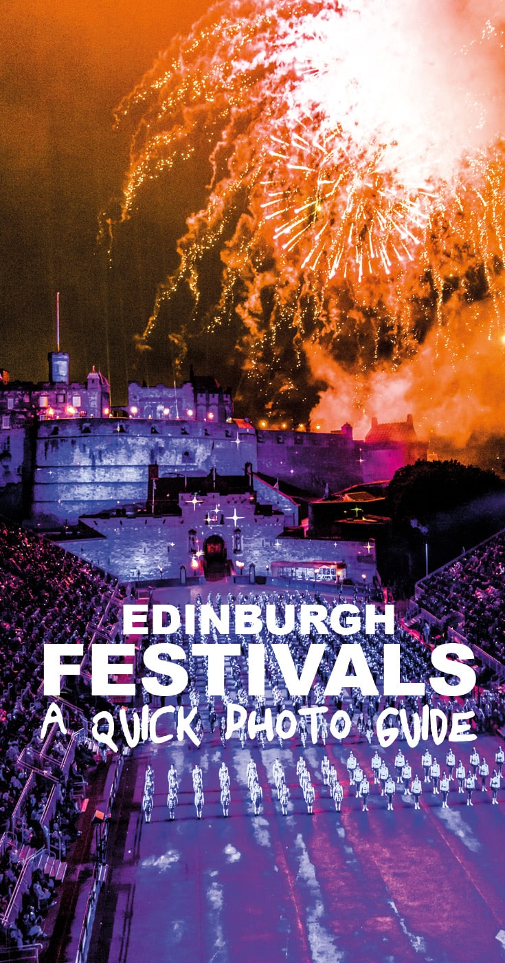 Edinburgh Festivals Guide