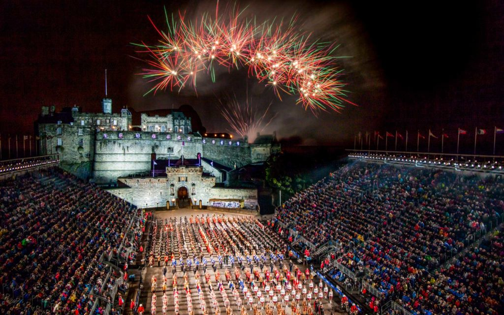 Edinburgh Festivals Photo Guide