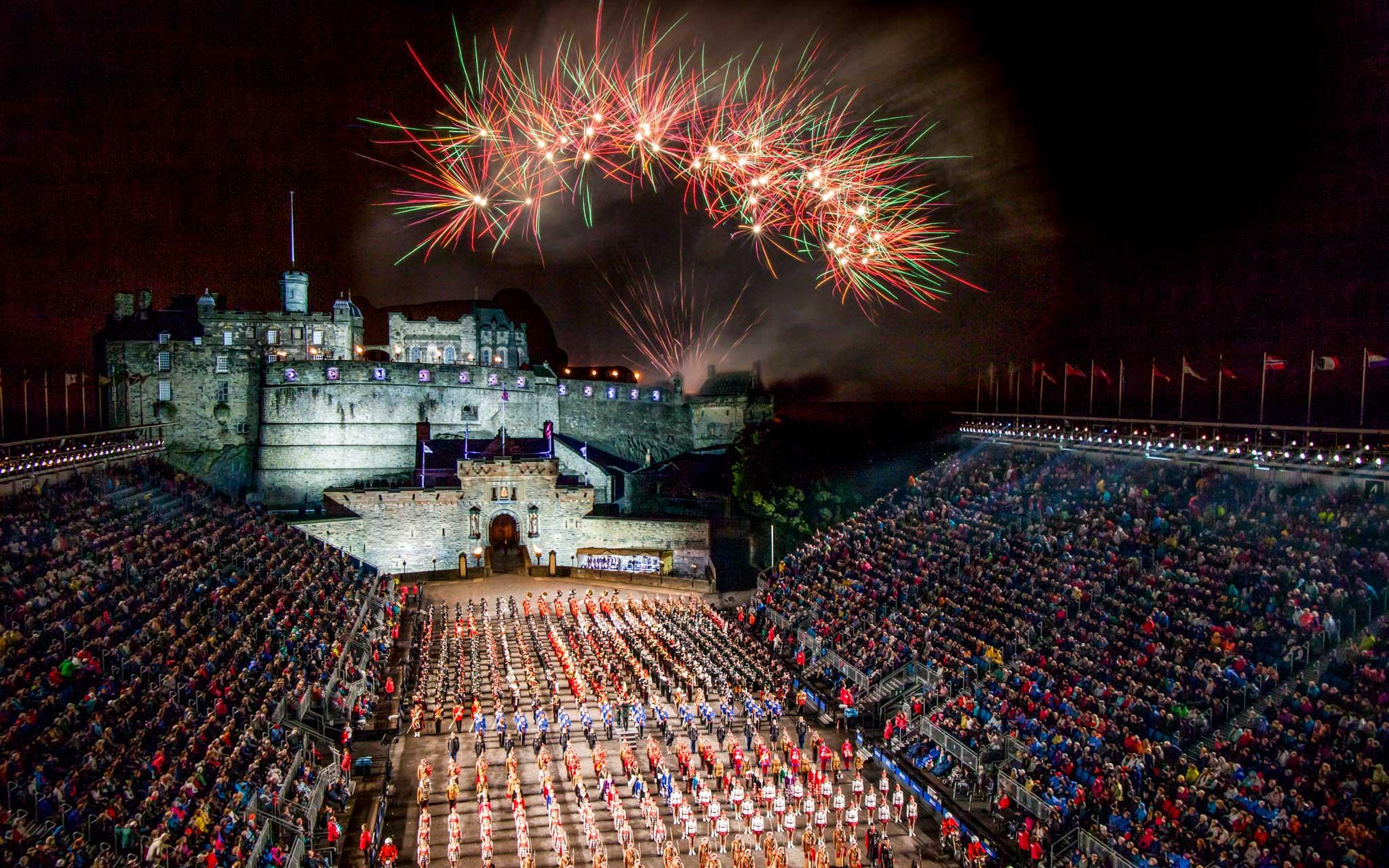 Edinburgh Festivals In August A Quick Photo Guide