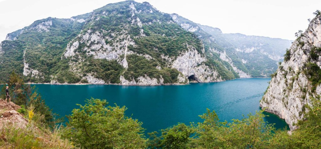 Incredible Road Views of Montenegro