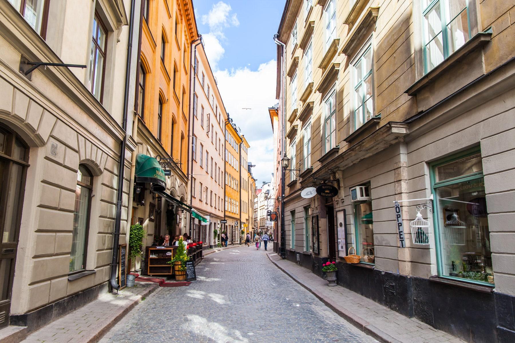 Stockholm Budget Guide