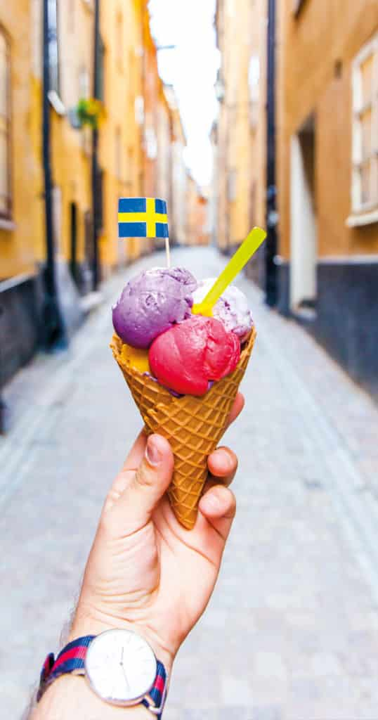 Stockholm Foodie Weekend