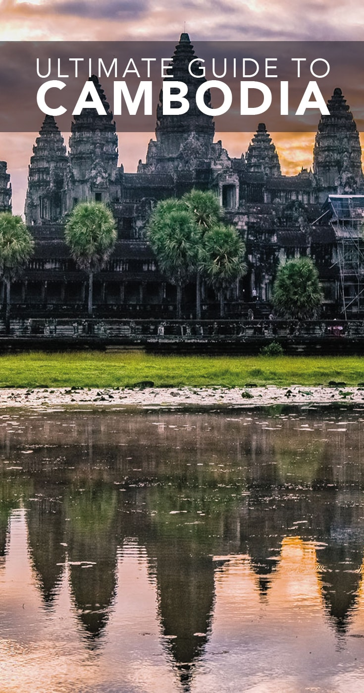 Angkor Wat Cambodia Travel Guide