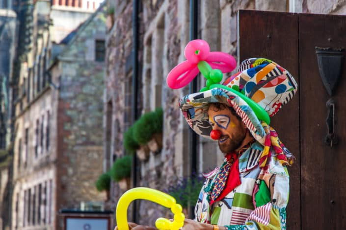 Edinburgh Festivals Budget Guide